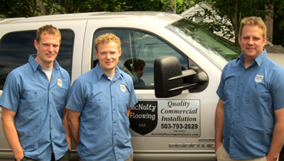 McNulty Flooring Owners